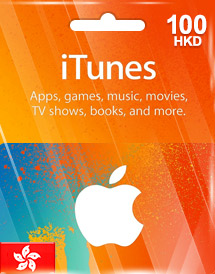 Thẻ iTunes Gift Card 100 HKD (HK)